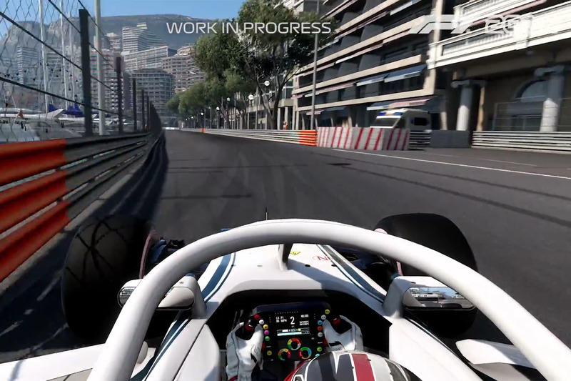 F1 2018 video game