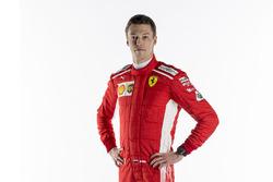 Daniil Kvyat, Ferrari piloto de desarrollo