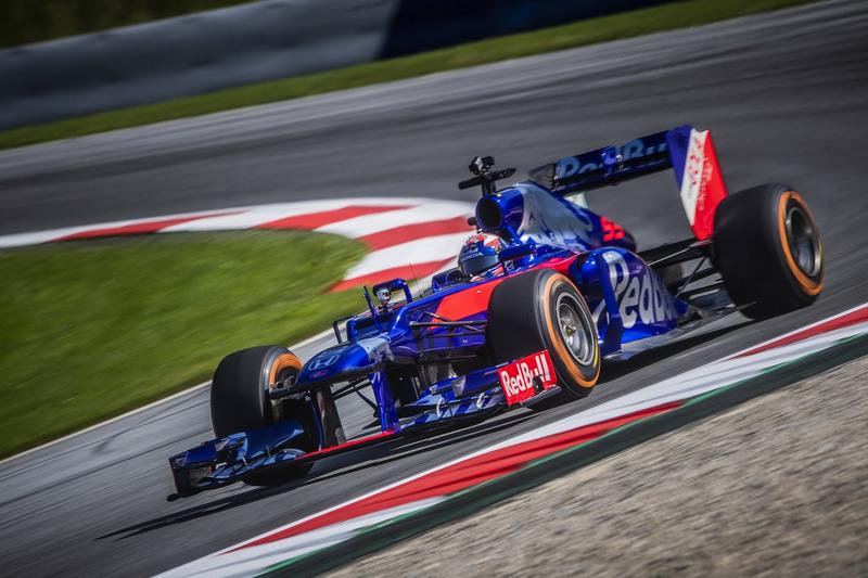 Марк Маркес кермує Toro Rosso