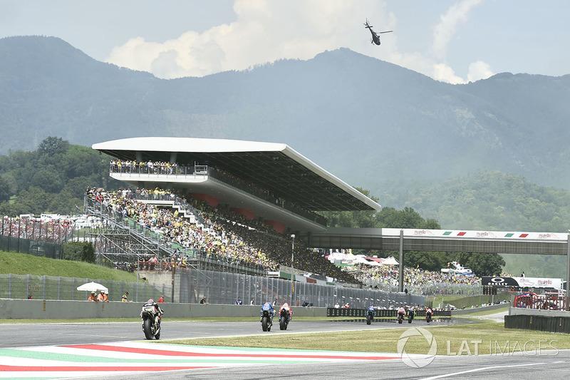# 4: Circuito de Mugello (Italia) - 177.783 km / h
