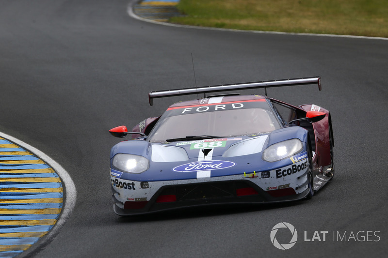 Ford Chip Ganassi Racing - Ford GT - GTE Pro