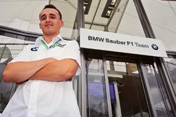 Robert Kubica, BMW Sauber F1