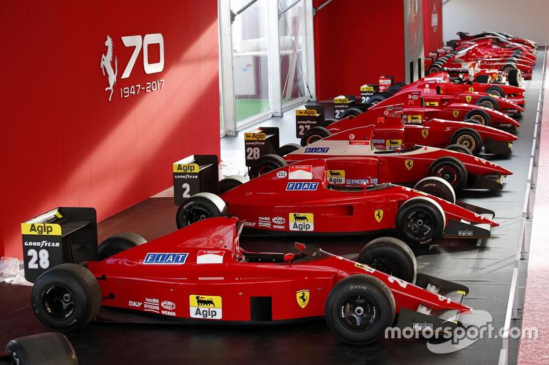 9. Ferrari