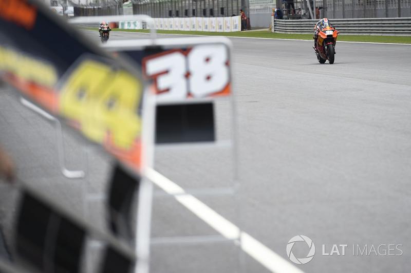 12. Bradley Smith, Red Bull KTM Factory Racing
