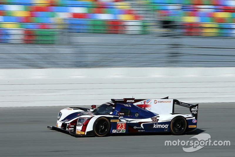 #23 United Autosports Ligier LMP2: Фил Хэнсон, Ландо Норрис, Фернандо Алонсо