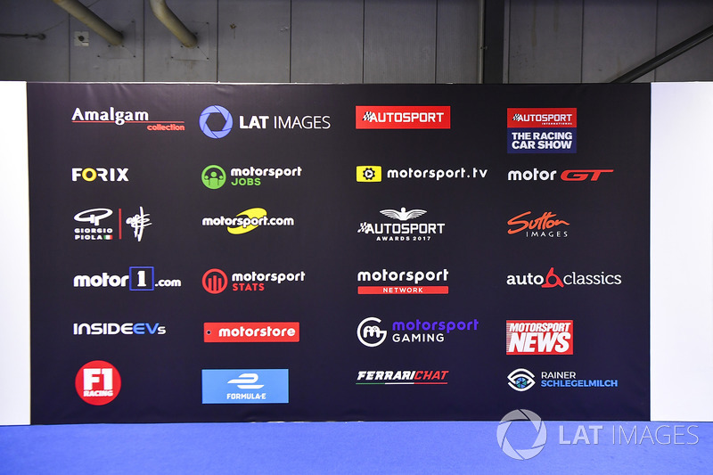 A collection of Motorsport Network logos