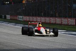 1. Ayrton Senna, McLaren MP4/6