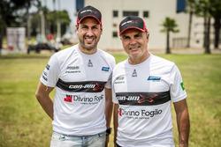 #356 South Racing Can-Am Team: Reinaldo Varela, Gustavo Gugelmin
