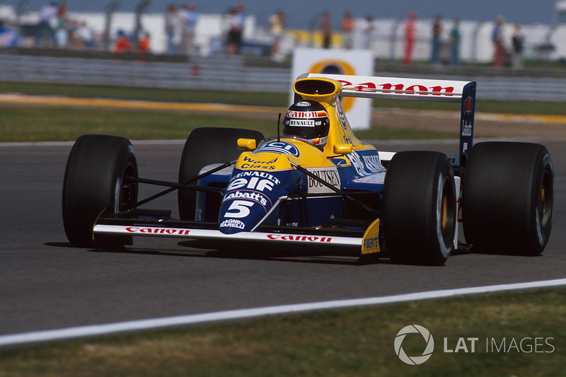 1990: Williams-Renault FW13B