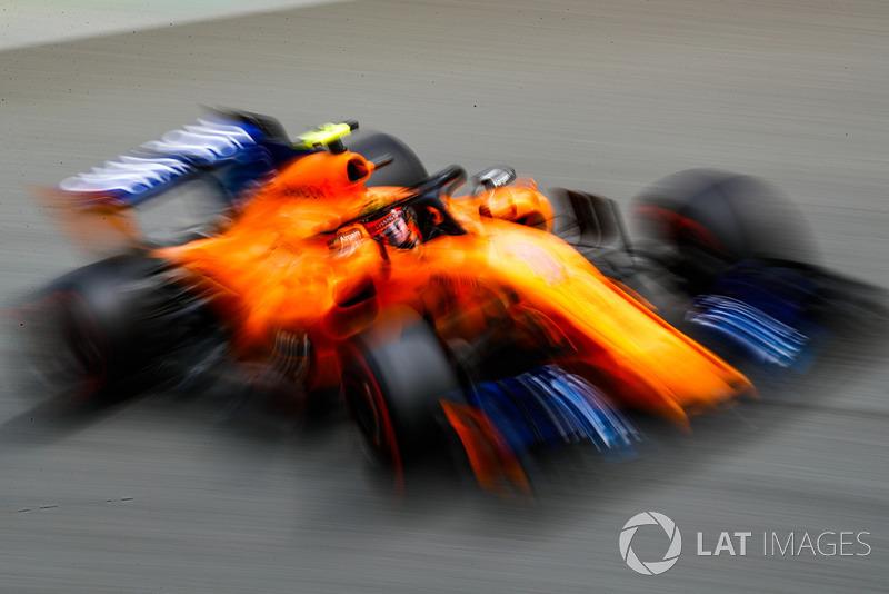 19 місце — Стоффель Вандорн (Бельгія, McLaren) — коефіцієнт 2001,00