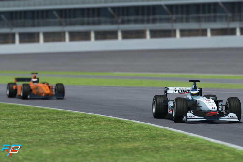 McLaren MP4-13c
