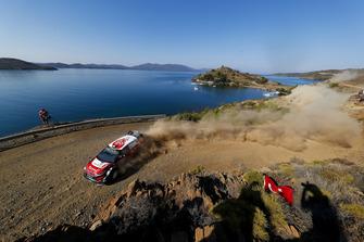 Халід Аль-Кассімі, Кріс Паттерсон, Citroën World Rally Team Citroën C3 WRC