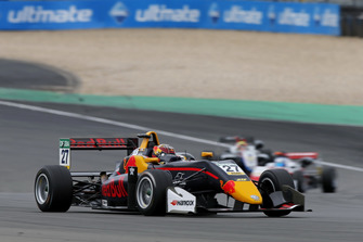 Dan Ticktum, Motopark Dallara F317 - Volkswagen