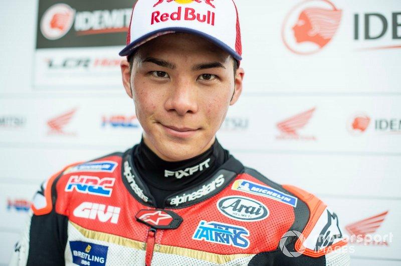 Takaki Nakagami, LCR Honda Idemitsu