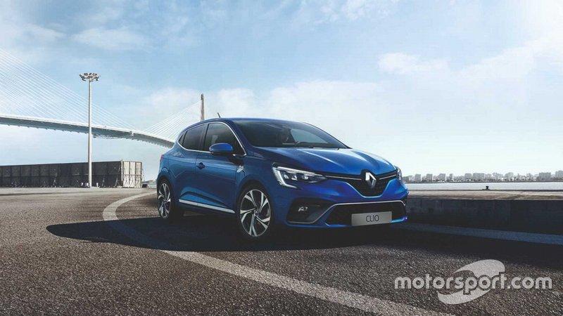 Renault Clio 2019 року