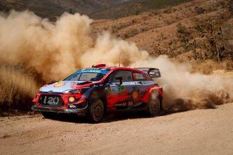Тьєррі Ньовілль, Ніколя Жильсуль, Hyundai Motorsport, Hyundai i20 Coupe WRC