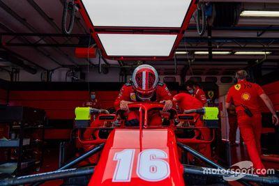 Essais Ferrari de juin au Mugello