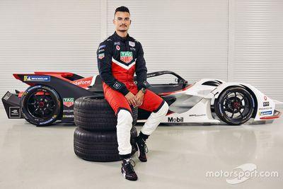 Pascal Wehrlein Porsche aankondiging