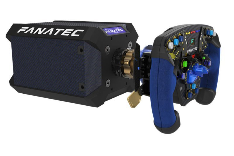 Fanatec Podium Racing Wheel F1