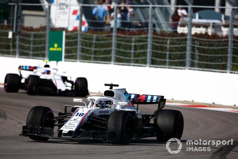 18e : Sergey Sirotkin (Williams)