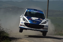 Alessandro Bettega, Paolo Cargnelutti Peugeot 207 S2000 #19