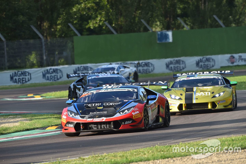 Pezzucchi-Venturini, Imperiale Racing, Lamborghini Huracan- S.GT3 #32