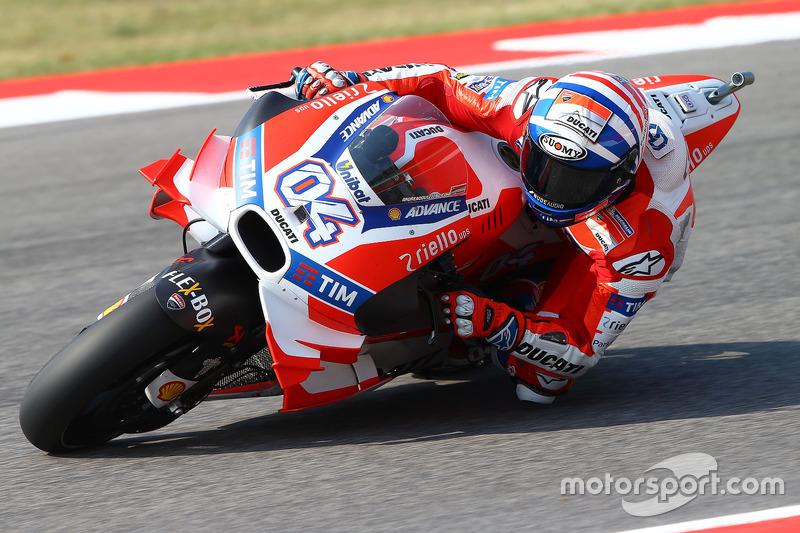 6. Andrea Dovizioso, Ducati Team