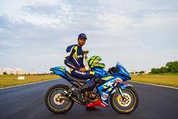 Red Bull Road to Rookies Cup winner Sachin Choudhary