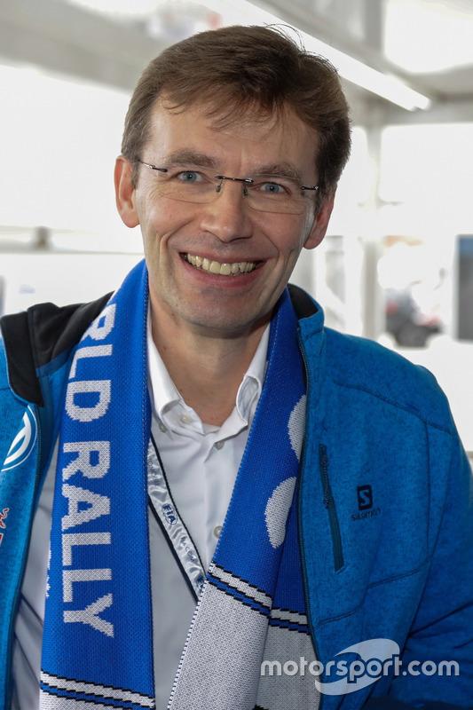 Dr. Frank Welsch, Volkswagen, Entwicklungsvorstand
