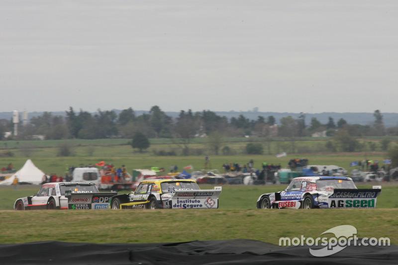 Leonel Sotro, Di Meglio Motorsport Ford, Omar Martinez, Martinez Competicion Ford, Gabriel Ponce De
