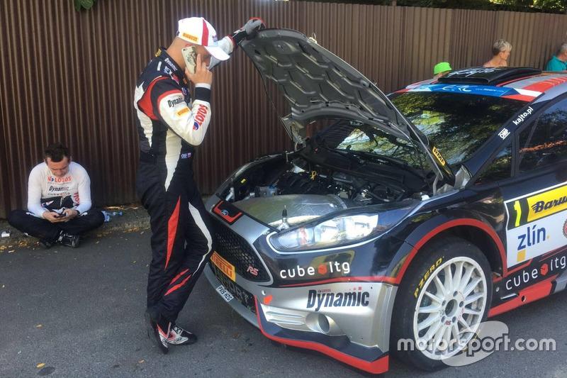 Kajetan Kajetanowicz (LOTOS Rally Team, Ford Fiesta R5)
