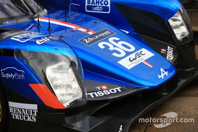 #36 Signatech Alpine A460