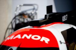Oreca 05 - Nissan команды Manor: Тор Грейвс, Мэтт Рао, Джеймс Джейкс, Уилл Стивенс