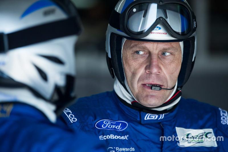 Mechaniker von #67 Ford Chip Ganassi Racing Team UK, Ford GT: Marino Franchitti, Andy Priaulx, Harry