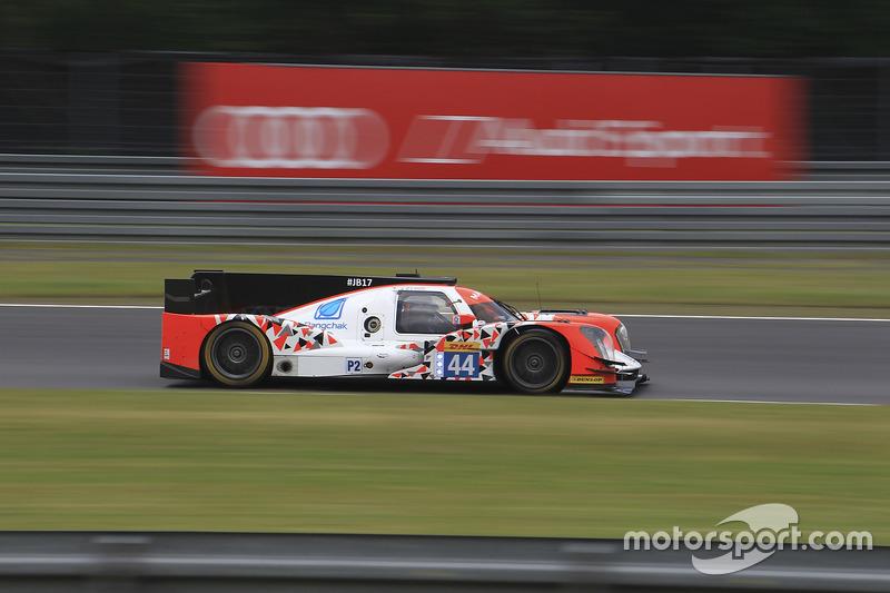 7. LMP2: #44 Oreca 05 - Nissan: Tor Graves, Antonio Pizzonia, Matthew Howson
