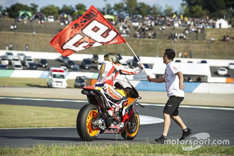 Pemenang 2016, Marc Marquez, Repsol Honda Team