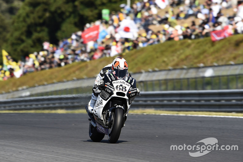 Yonny Hernandez, Aspar Racing Team