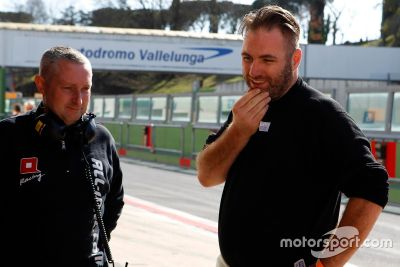 Vallelunga March testing