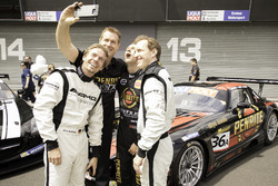 David Reynolds, Thomas Jäger, Nico Bastian, Erebus Motorsport Mercedes