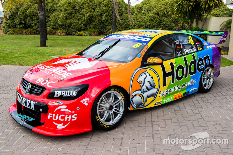 Nick Percat, Brad Jones Racing, Holden