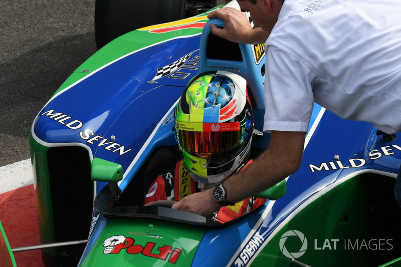 Mick Schumacher (Michael Schumacher)