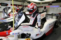 Kazuki Nakajima, TOYOTA GAZOO Racing