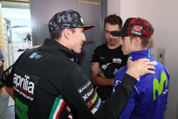 Aleix Espargaro, Aprilia Racing Team Gresini, Maverick Viñales, Yamaha Factory Racing