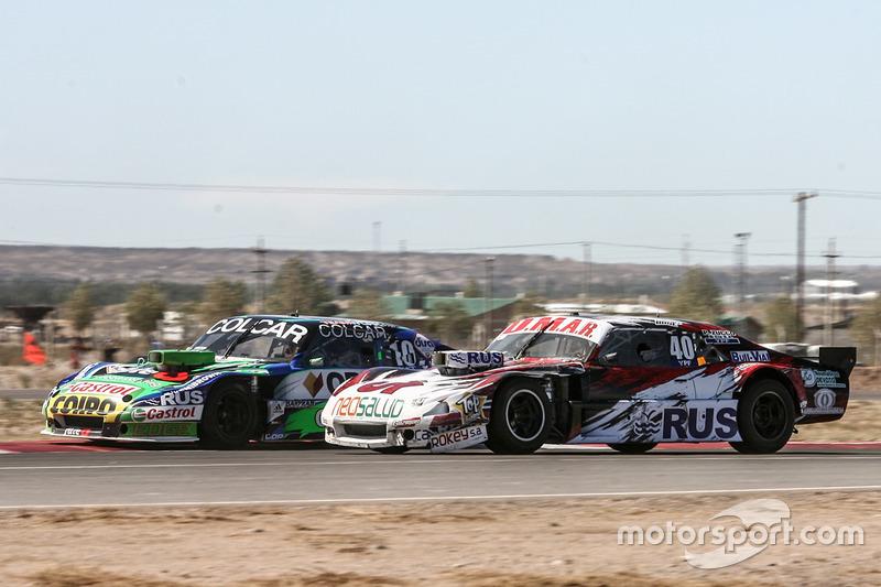 Christian Dose, Dose Competicion Chevrolet, Gaston Mazzacane, Coiro Dole Racing Chevrolet