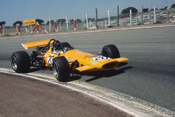 Andrea de Adamich, McLaren M7D, Alfa Romeo