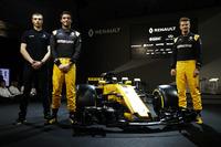 Jolyon Palmer, Renault Sport F1 Team ve Nico Hulkenberg, Renault Sport F1 Team
