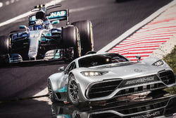Mercedes W08 et Mercedes-AMG Project ONE