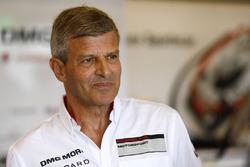 Fritz Enzinger, head of Porsche Team LMP1