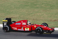 Ivan Capelli, Ferrari F92A