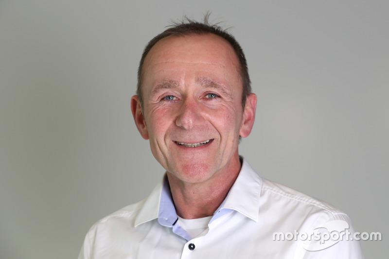 Jörg Zander, Director técnico del Sauber F1 Team